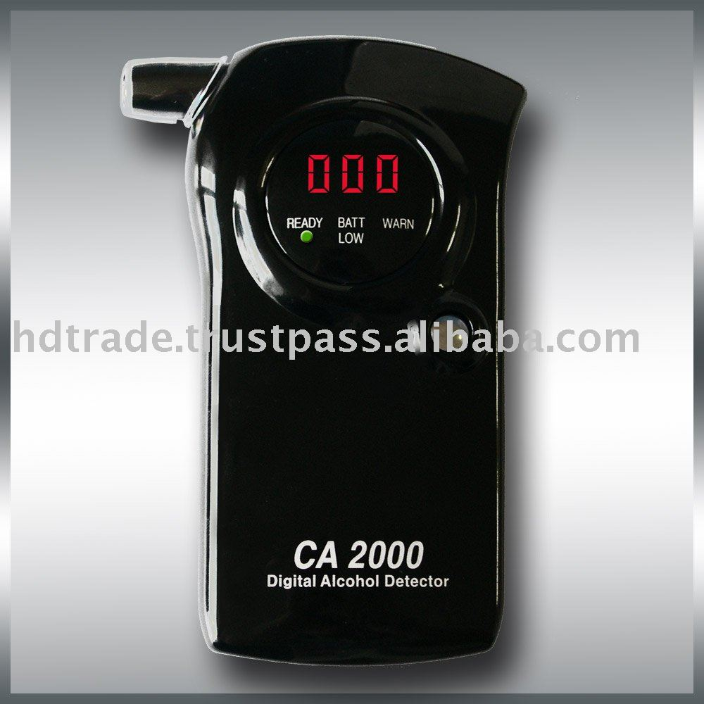 breath alcohol tester (ca2000/s)