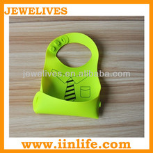 Low price adult wholesale Silicone rubber baby bibs