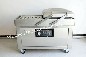 vacuum blood collection tube machine DZ400/2SB double chamber gas flushing vacuum sealer tea vacuum sealer