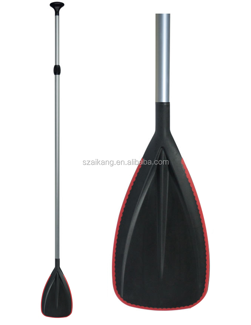 T-grip Handle Adjustable soft edge sup paddle telescopic