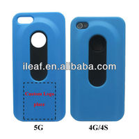 OEM Mobile Phone Bottle Opener Drink Beer Bottle Opener Case for iPhone 4 4S 5G 5S
