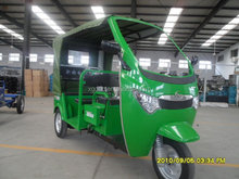2015 New Model Battery operated passenger 3 three wheeler