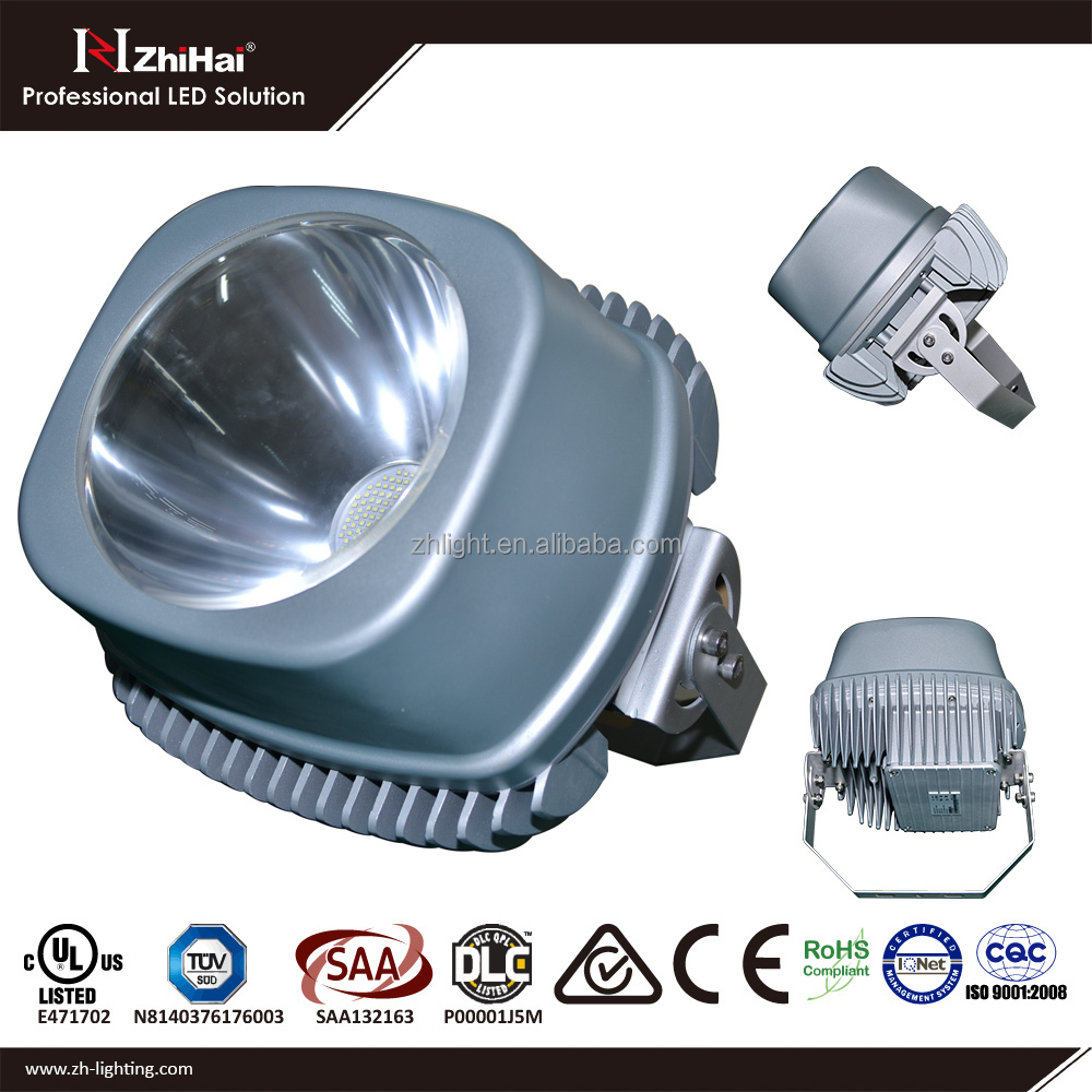 CE RoHS TUV SAA UL 120W 20 degree narrow beam angle led spotlight