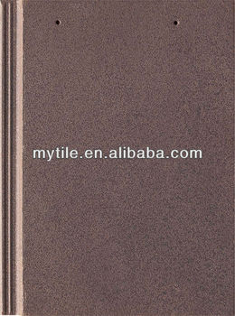 300x400MM best seller Europe flat roof tile 2013