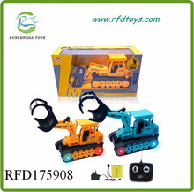 Wholesale super cool kids toys 4ch plastic radio control truck remote control car toys