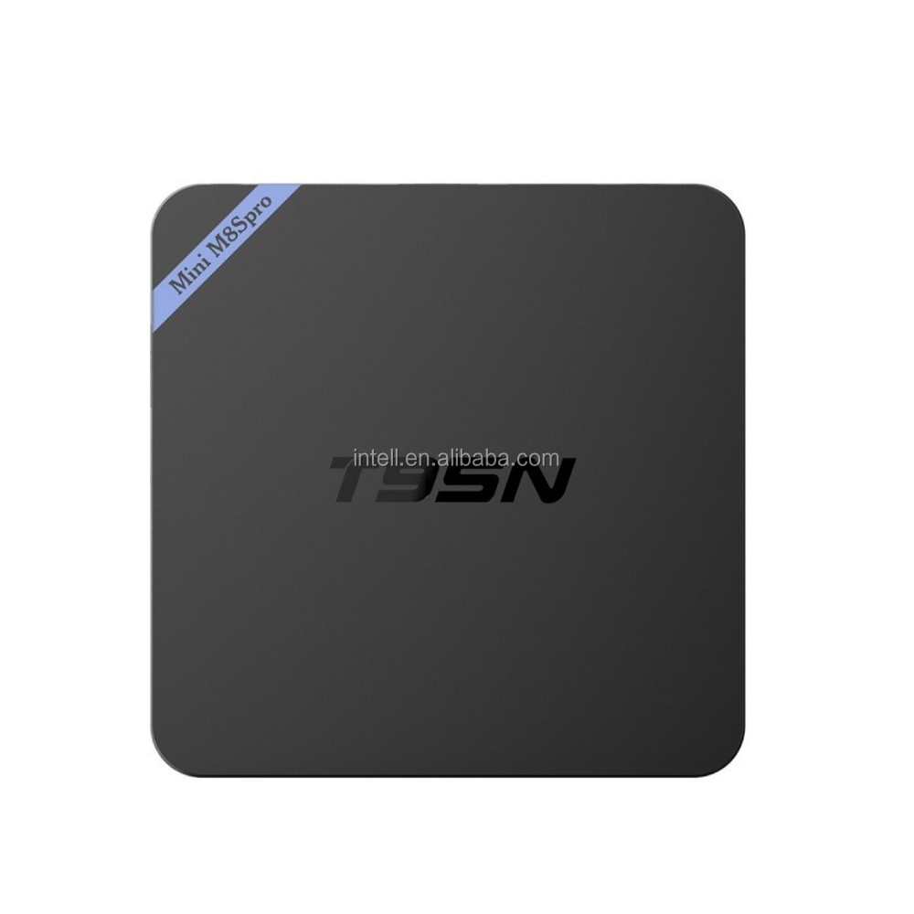 High Quality android 6.1 OS T95N Mini m8s pro tv box Quad Core Amlogic S905 Ram 2G Rom , HOT MARKET !!