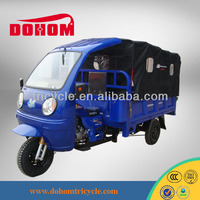 Chongqing motorized tricycles for adults sell to Peru with cargo 1.5ton loading