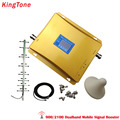 China manufacturer 2g 3g 900/2100mhz cell phone booster repeater smart home solutions