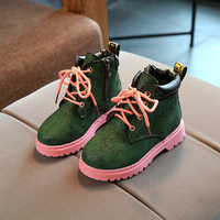 Winter plus cotton boots children's fashion warm cotton shoes