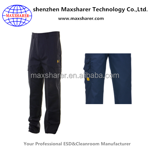 2016 Cheapest Cotton Antistatic Pants