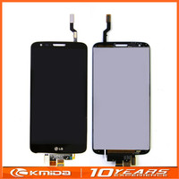 China factory price Mobile Phones display LCD For LG G2 D802 touch screen digitizer for lg g2 assembly with cheap price