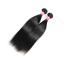 7A Quality Unprocessed Human Virgin Remy Hair 8-30 inch straight hair black girl Indian hair extensions