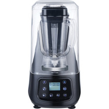 High Quality 2200w sound proof with cover juice extractor machine silent blender