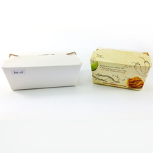 food grade Custom Service food packaging for fried chicken paper box