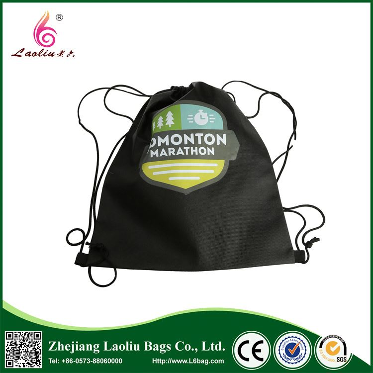 New products excellent quality luxury folding paper bag promotional laminated non-woven shopping bag