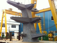 Engineering Management and Manufacturing Navy Ship Mast
