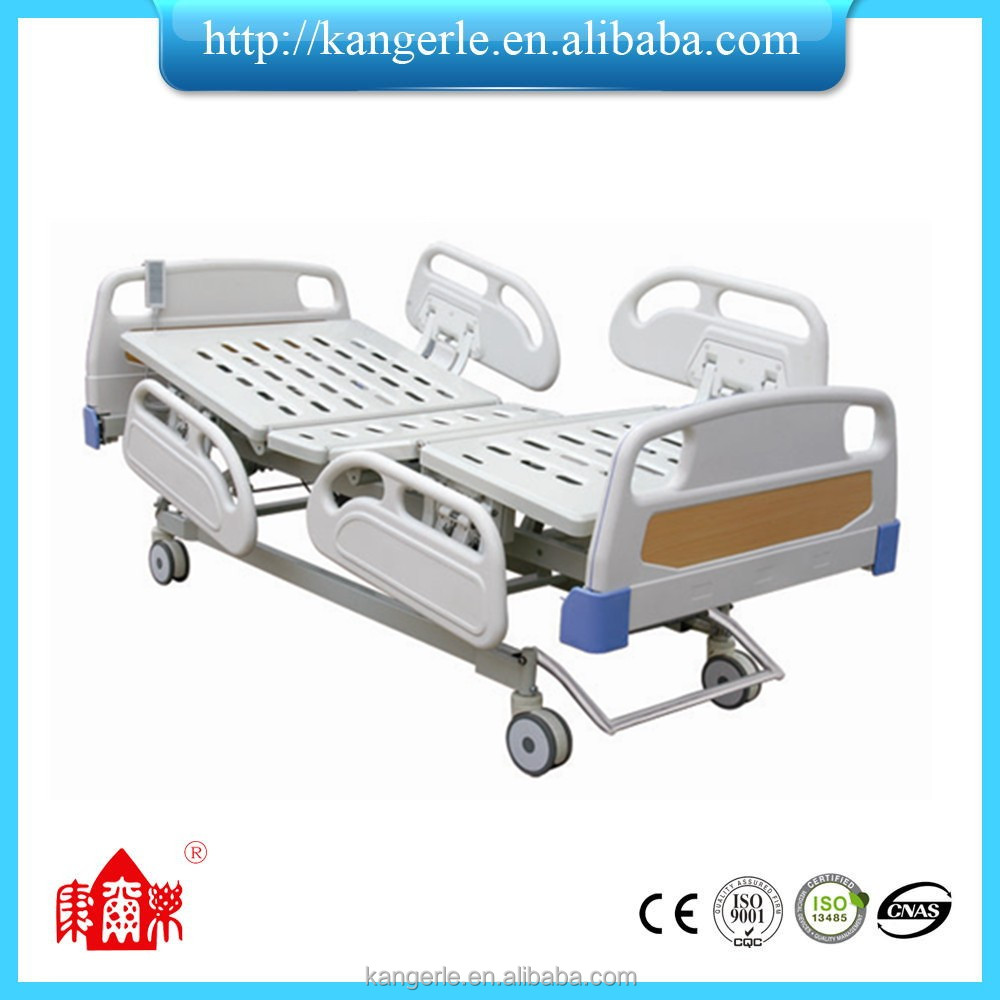 Factory price 3 function electric hospital bed