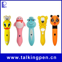 Hot Selling Audio Books with Digital Smart Magic Pen for Kids Learning English