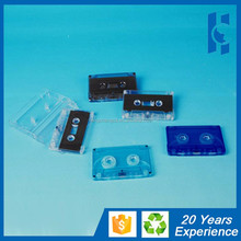 Transparent Audio Cassette with 45min 60min 90min