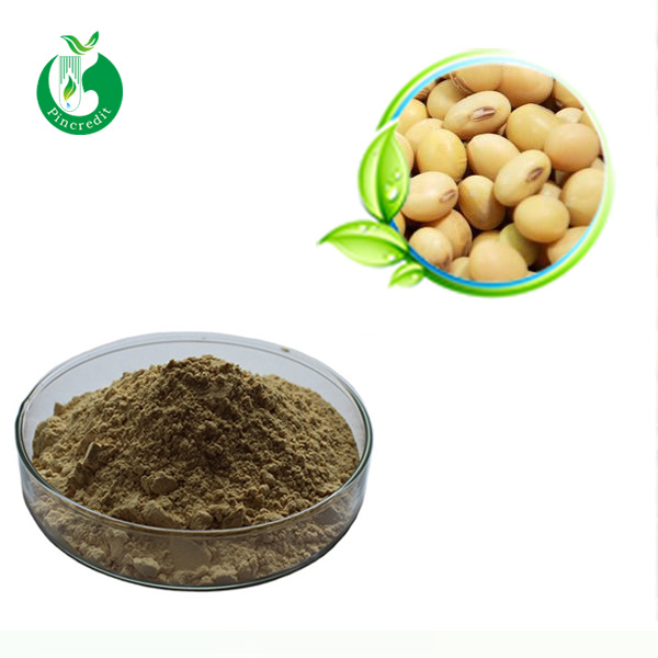 Soy Isoflavone Powder 40% Soy Isoflavone Natural Soybean Extract