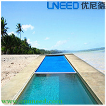 UNEED Hard Plastic Swimming Pool Cover Winter Swimming Pool Covers Swimming Pool Cover Tent