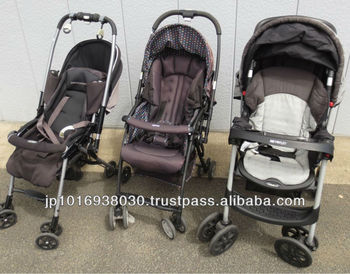 Safety & Lovely Baby Stroller Secondhand Distributed in Japan TC-003-29