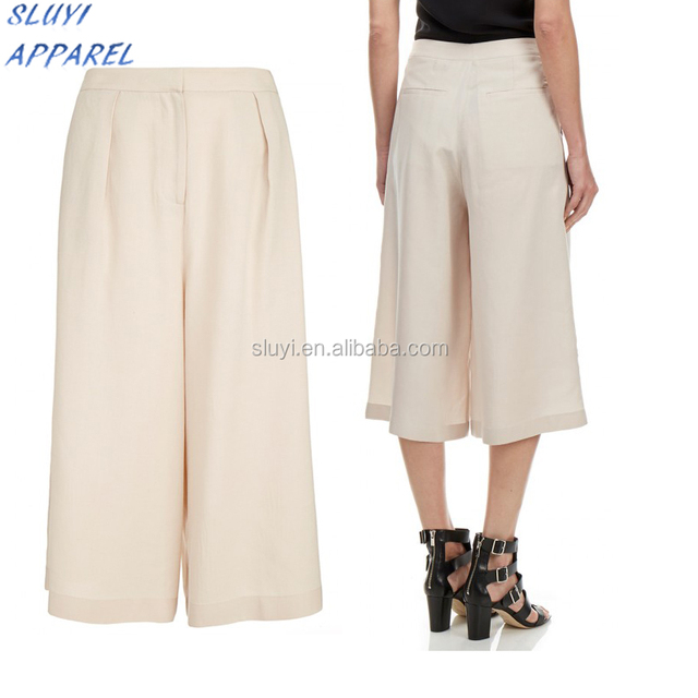 Hot selling modern high quality different kinds of alibaba trousers white breathable lightweight trousers and pants difference