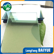 3mm clear float glass sheet