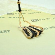 New product for 2013 fashion 18k gold plating statement necklace