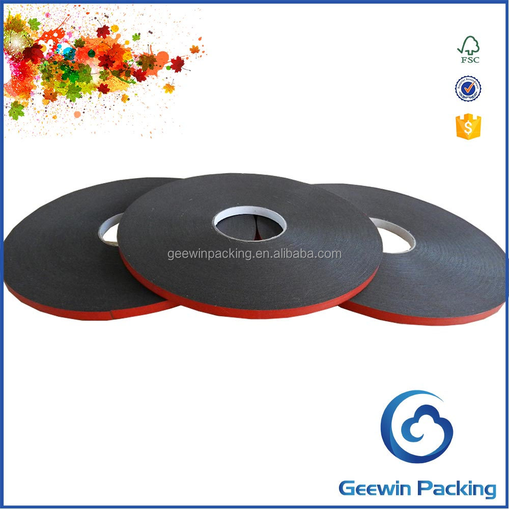 Self Adhesive Foam Insulation/ Weather Stripping Foam Tape/ Self Adhesive Insulation Foam