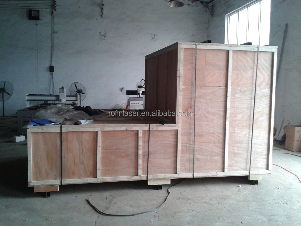 atc cnc router three spindle furniture making carving machine