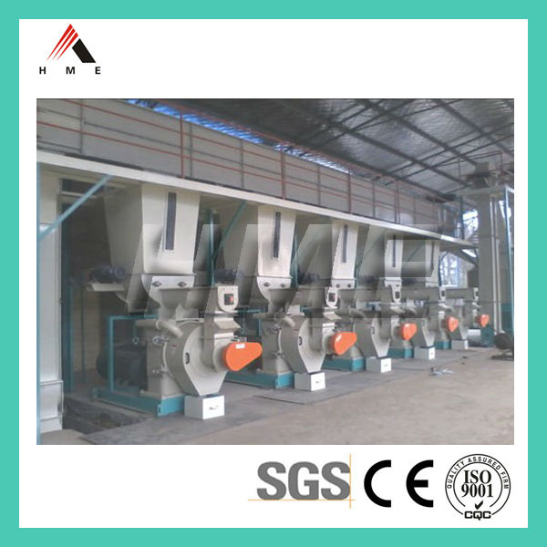 nature forest/woods/tree pellet production line