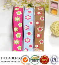 FG812 wholesale grosgrain ribbon for hair bows with high quality