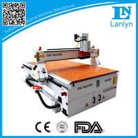 Hot Wood Engraving Dust Collection CNC Router Sale in Greece
