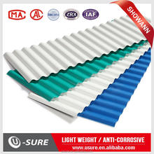 light weight block long span roofing sheet