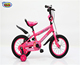 12 inch beautiful bicycle for 4 year old photo/top quality steel frame children bick/wholesale oem four-wheel bicycle