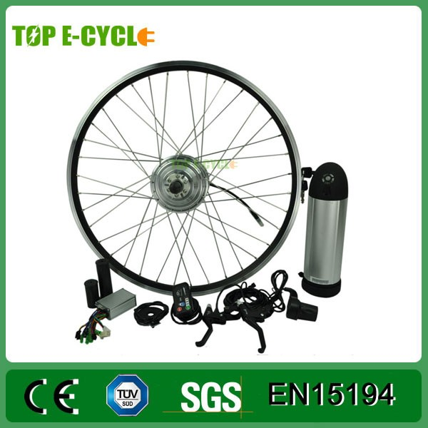 TOP/OEM From 250w To 1000w E Bike Conversion Kit High Power Electric Bike Electri Tricycle Kits Diy