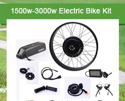 electric hub motor conversion kit