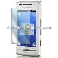 Screen protector for Sony ericsson x8 oem/odm (Anti-Glare)