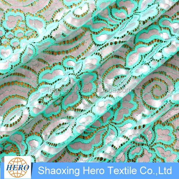 Eco-Friendly New Design Swiss Lace Fabric Material Swiss Cotton Voile Lace
