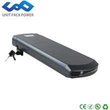 New Slim E-bike Battery Packs 48V 11.6AH Rear Carrier 48V 1000W Electric Bicycle Lithium ion Battery