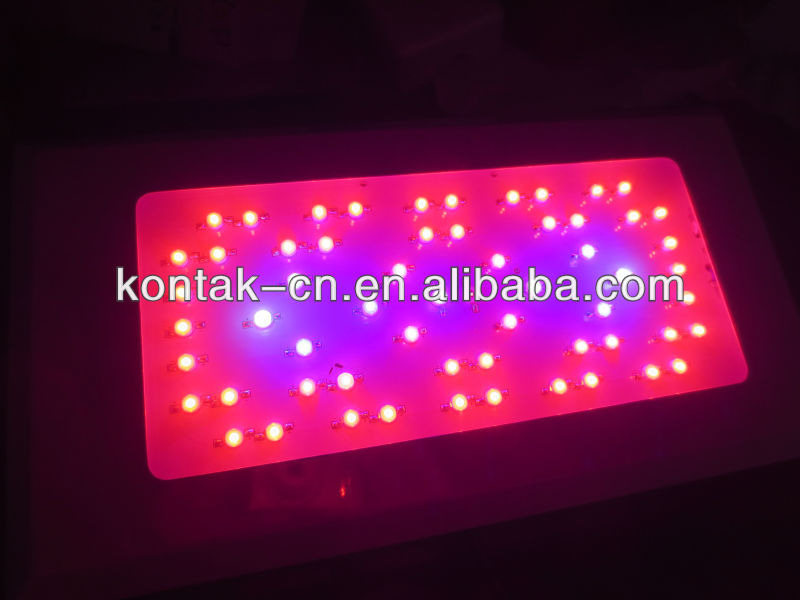 180W Freshwater Plants Growing LED Lighting For Greenhouse