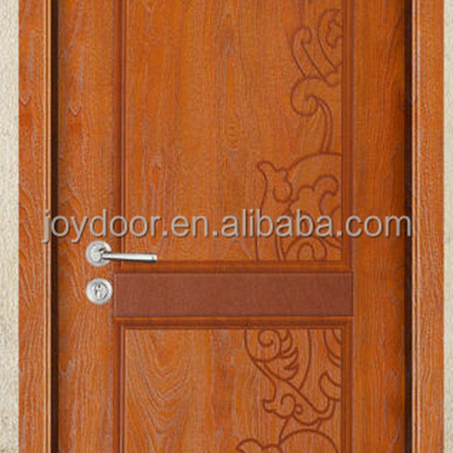 JOY Brand hot sale melamine interior door for internal