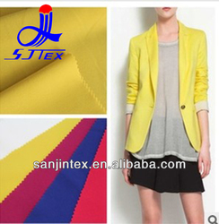 T/R/SP 4 way stretch fabric /Women's high-end leisure fabric