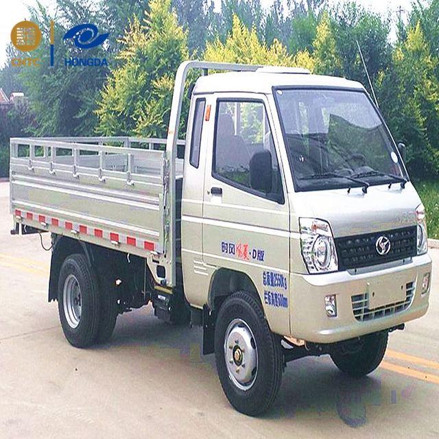 Gasoline Petrol 4x2 gasoline petrol fuelkingkan dump truck hot sale in ASEAN