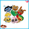 Wholesale Cute Kakao Friends Mini Plush Toy Doll Stuffed Keychain