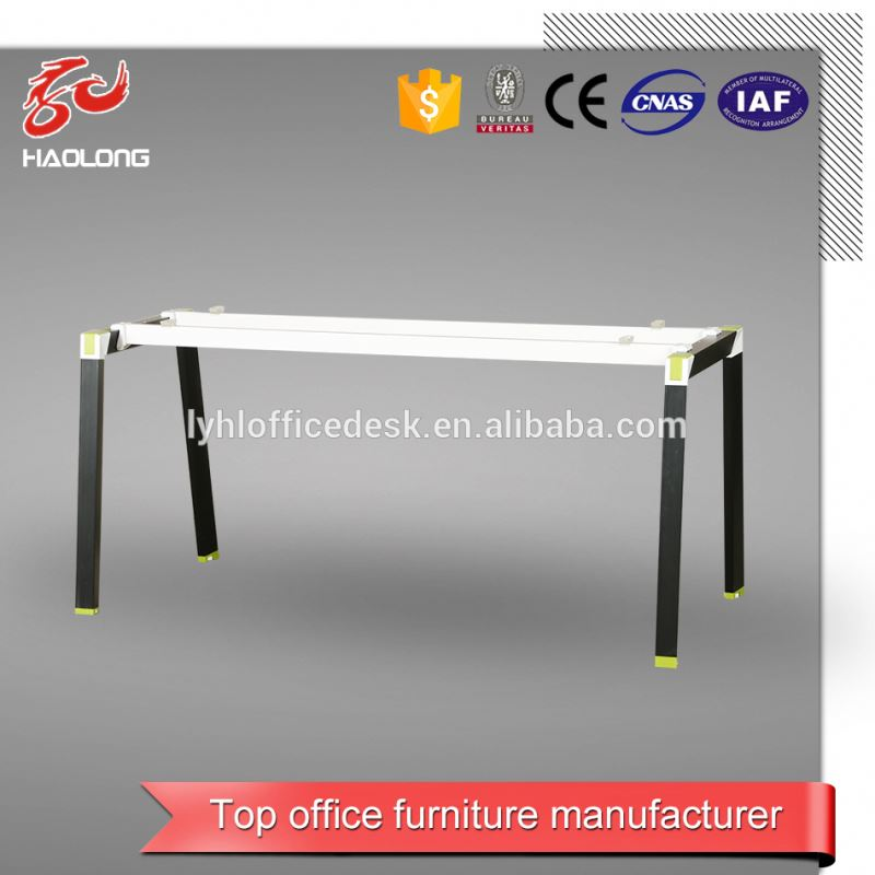 2016 new product cheap iron computer desk