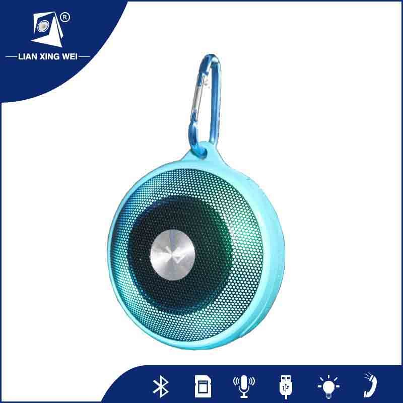 2016 waterproof portable out door bicycle bluetooth speakers for gift