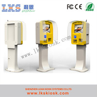 Best Seller Outdoor Touch Screen Information Parking Kiosk