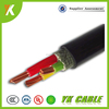 3 core power cable wire international color code